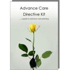 Advance Care Directive Kit Family pack