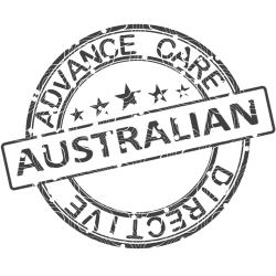 The Advance Care Directive Kit stamp image
