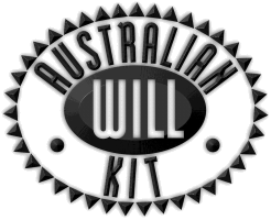 Australian Will Kit stamp