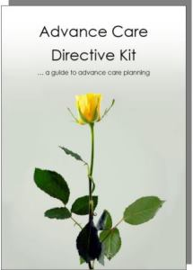 The Advance Care Directive Kit cover image